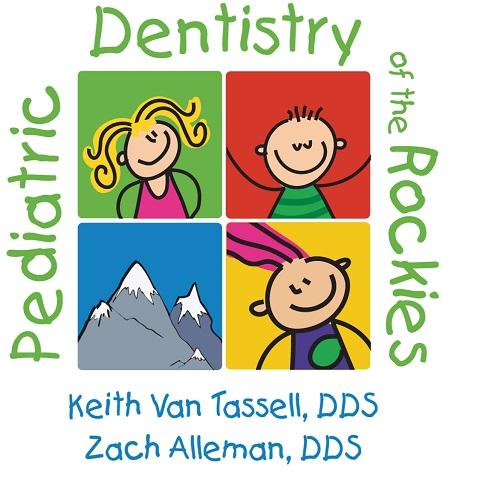 Pediatric Dentistry of the Rockies Logo