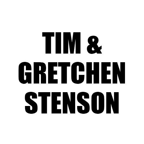 Tim and Gretchen Stenson